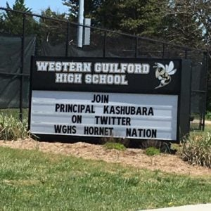 Western Guilford High School
