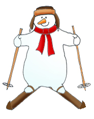 snowman-clipart-skiing-color